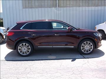 2017 Lincoln MKX for sale in Chanute, KS