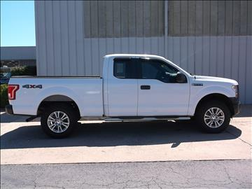 2015 Ford F-150 for sale in Chanute, KS