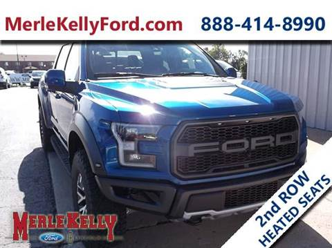 2018 Ford F-150 for sale in Chanute, KS