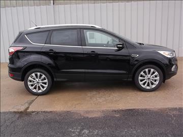 2017 Ford Escape for sale in Chanute, KS