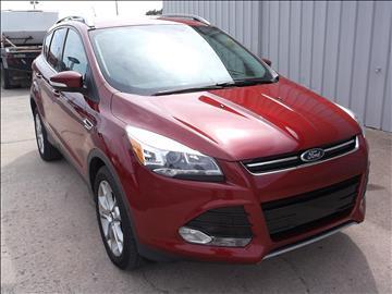2014 Ford Escape for sale in Chanute, KS