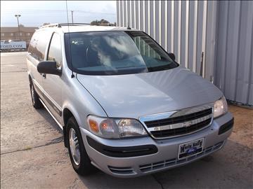 2002 Chevrolet Venture for sale in Chanute, KS