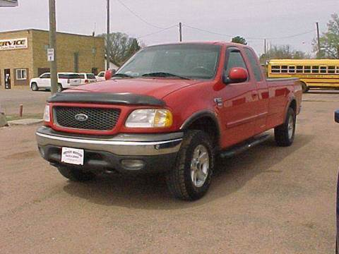 2002 Ford F-150 for sale in Bridgewater, SD