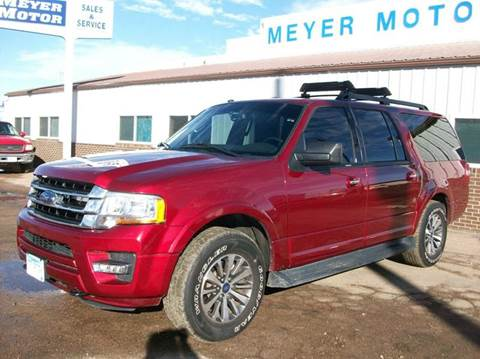 2016 Ford Expedition EL for sale in Bridgewater, SD