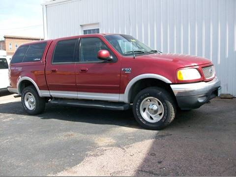 2001 Ford F-150 for sale in Bridgewater, SD
