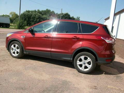 2014 Ford Escape for sale in Bridgewater, SD