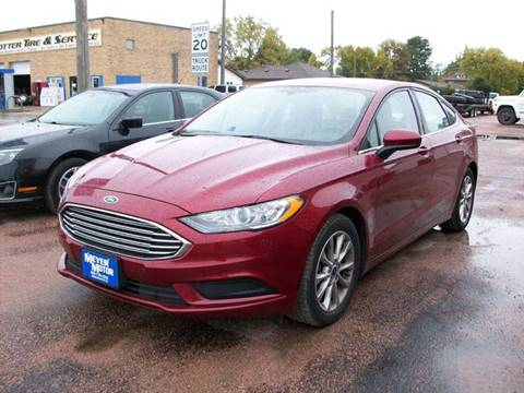 2017 Ford Fusion for sale in Bridgewater, SD