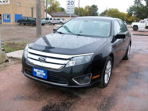 2012 Ford Fusion for sale in Bridgewater, SD