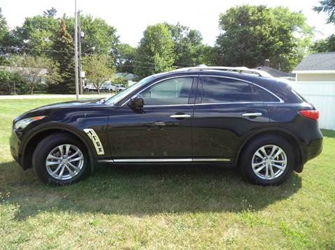 2012 Infiniti FX35 for sale at Niewiek Auto Sales in Grand Rapids MI
