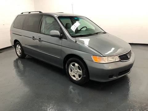 2001 Honda Odyssey for sale at Niewiek Auto Sales in Grand Rapids MI