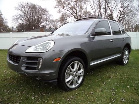 2008 Porsche Cayenne for sale in Grand Rapids, MI