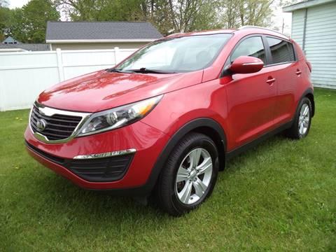 Kia Grand Rapids >> 2013 Kia Sportage For Sale In Grand Rapids Mi