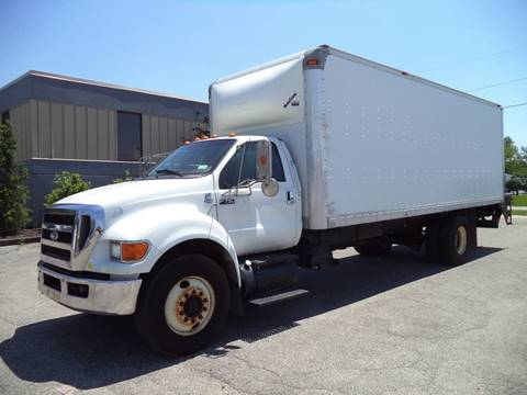 2011 Ford F-750 for sale in Grand Rapids, MI
