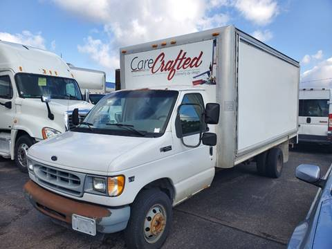 2002 Ford E-450 for sale in Grand Rapids, MI