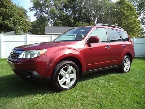 2010 Subaru Forester for sale in Grand Rapids, MI