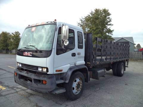 2011 GMC T6500 for sale in Grand Rapids, MI