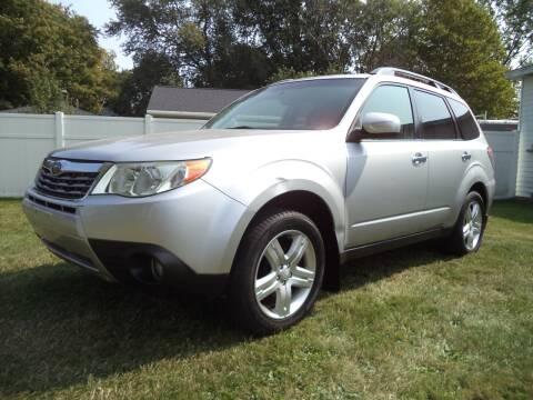 2009 Subaru Forester for sale at Niewiek Auto Sales in Grand Rapids MI