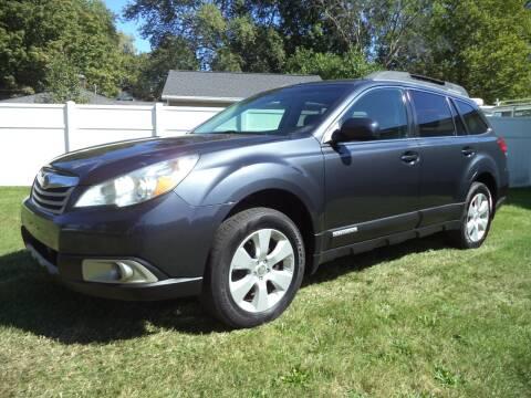 2010 Subaru Outback for sale at Niewiek Auto Sales in Grand Rapids MI