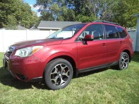 2014 Subaru Forester for sale at Niewiek Auto Sales in Grand Rapids MI