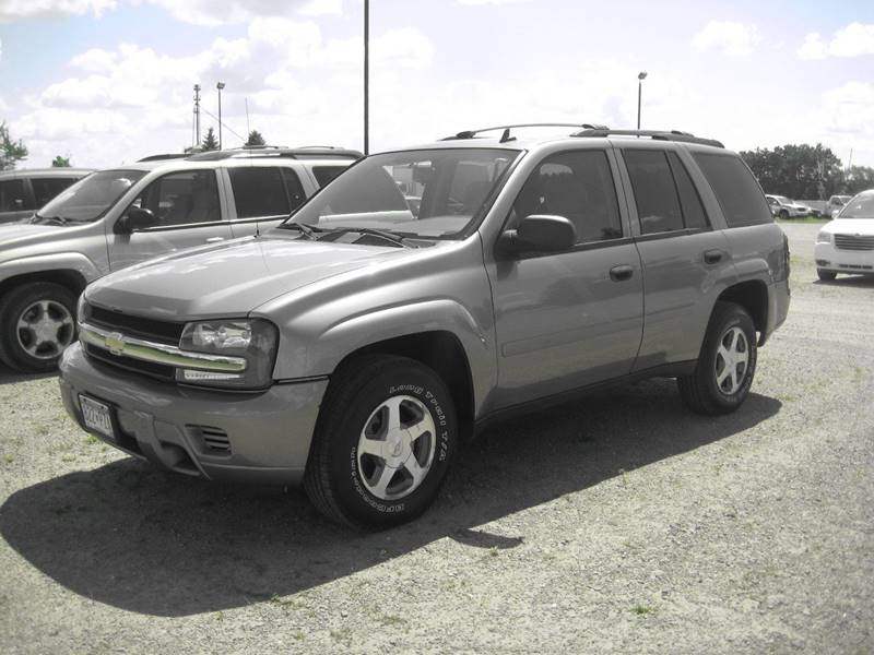 2006 Chevrolet TrailBlazer LS 4dr SUV 4WD W/1SA   Rice MN