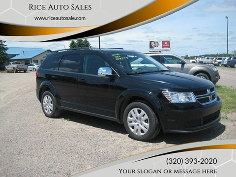 2018 Dodge Journey for sale in Rice, MN