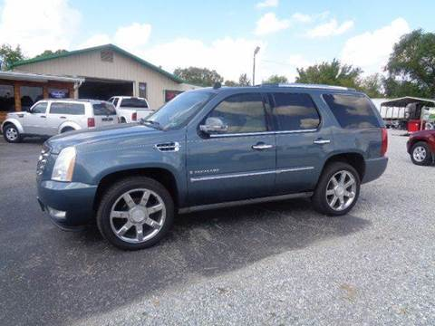 2008 Cadillac Escalade for sale at Rod's Auto Sales in Houston MO