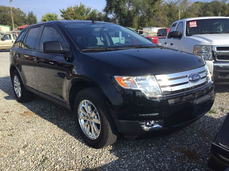 2007 Ford Edge for sale at Rod's Auto Farm & Ranch in Houston MO