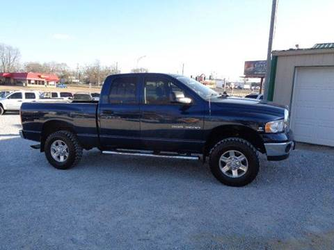 2003 Dodge Ram Pickup 2500 for sale at Rod's Auto Farm & Ranch in Houston MO