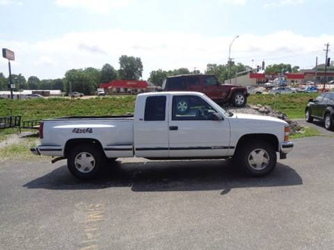 1996 Chevrolet C/K 1500 Series for sale at Rod's Auto Farm & Ranch in Houston MO