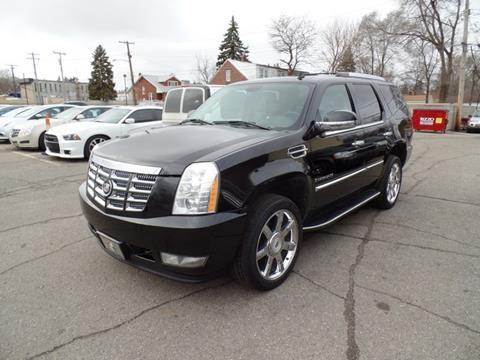 2007 Cadillac Escalade for sale at Ryan Auto Sales in Warren MI
