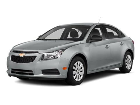 2014 Chevrolet Cruze for sale at Ryan Auto Sales in Warren MI