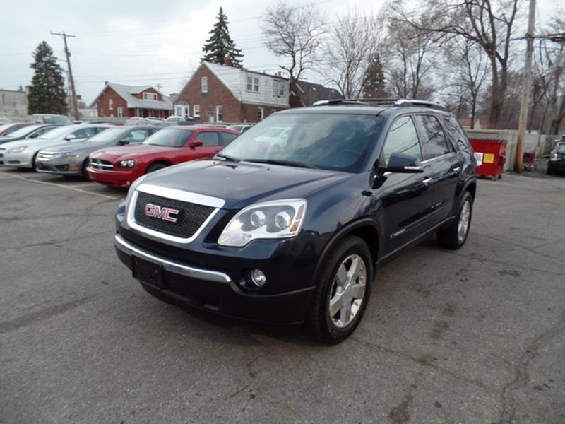 sale packages included nj milford acadia used certified gmc west for htm