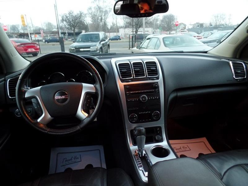 2008 Gmc Acadia Detroit Used Car for Sale
