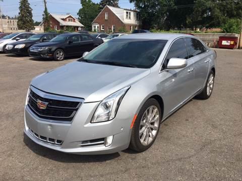 2017 Cadillac XTS for sale at Ryan Auto Sales in Warren MI