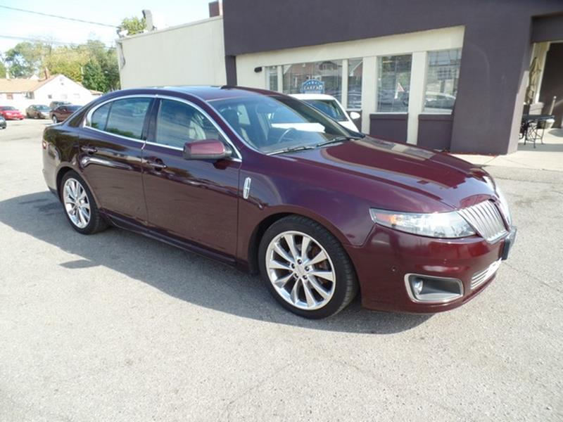2011 Lincoln Mks Detroit Used Car for Sale