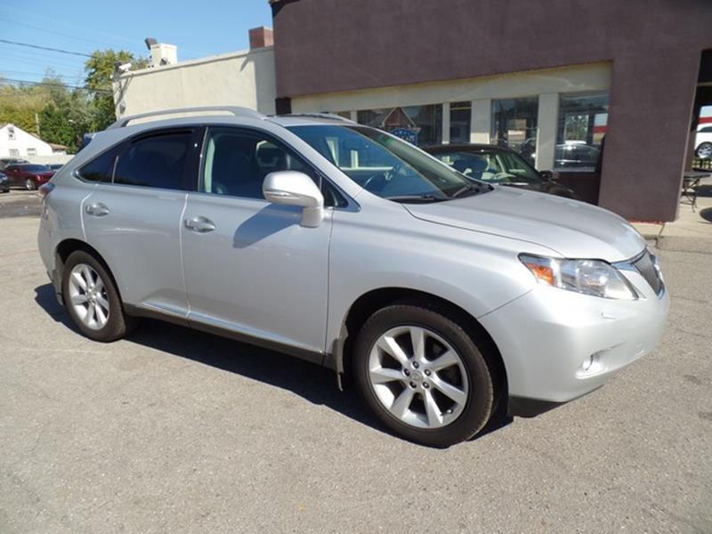 2011 Lexus Rx 350 Detroit Used Car for Sale