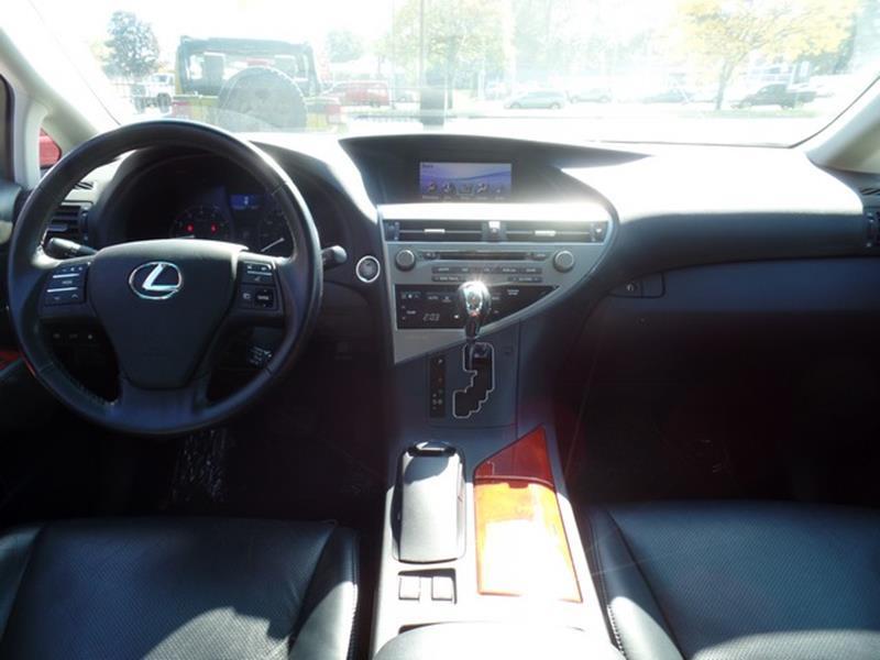 2011 Lexus Rx 350 Detroit Used Car for Sale