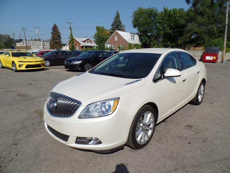 2014 Buick Verano car for sale in Detroit