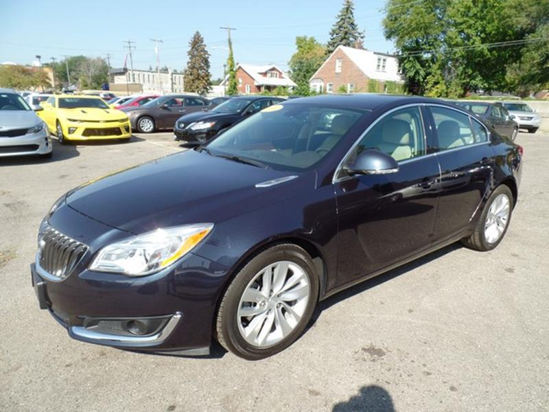 2014 Buick Regal car for sale in Detroit