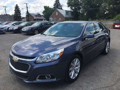 2014 Chevrolet Malibu for sale at Ryan Auto Sales in Warren MI