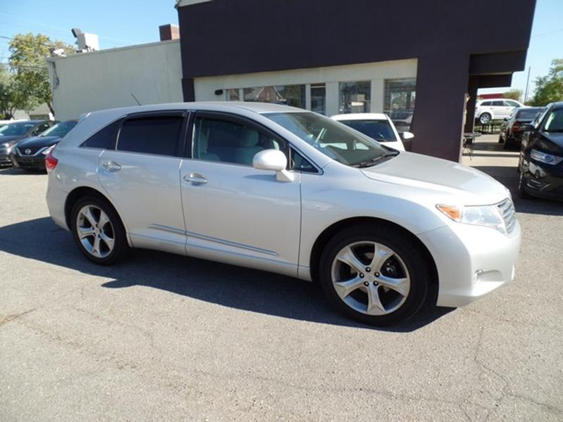 2010 Toyota Venza Detroit Used Car for Sale