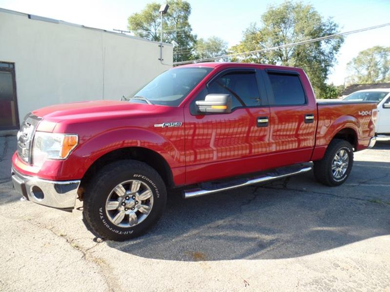 2009 Ford F-150 car for sale in Detroit