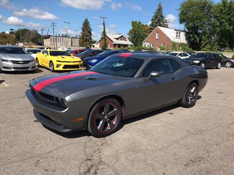 2012 Dodge Challenger for sale at Ryan Auto Sales in Warren MI