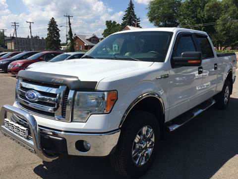 2009 Ford F-150 for sale at Ryan Auto Sales in Warren MI