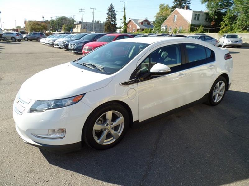2014 Chevrolet Volt car for sale in Detroit