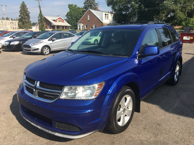 2012 Dodge Journey for sale at Ryan Auto Sales in Warren MI