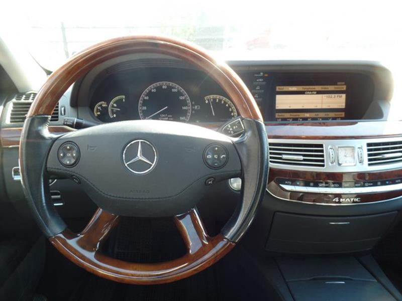 2008 Mercedes-Benz S-class Detroit Used Car for Sale