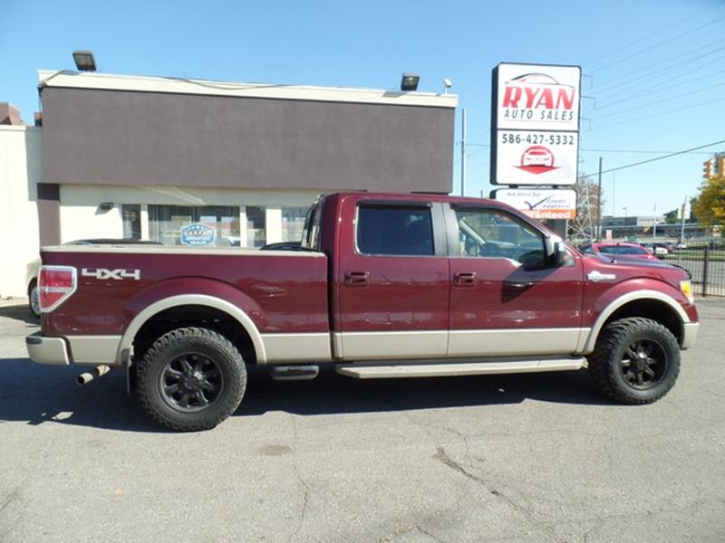 2010 Ford F-150 Detroit Used Car for Sale