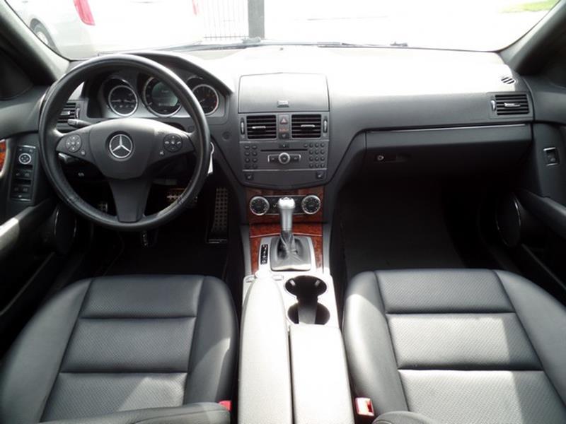 2010 Mercedes-Benz C-class Detroit Used Car for Sale