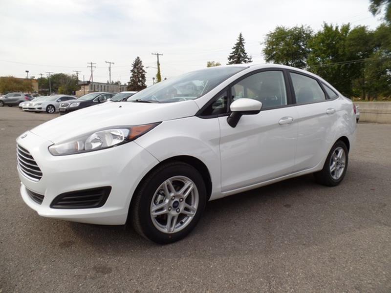2017 Ford Fiesta for sale at Ryan Auto Sales in Warren MI